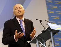 Iain Duncan Smith Stock Images