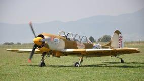 IAK-52 TW Arkivbild