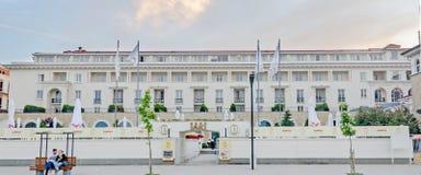 Iaki Hotel near seaside, beach., Mamaia, Romania Stock Images