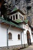 Ialomicioara jamy kościół zdjęcia stock