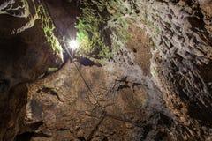 Ialominta cave Royalty Free Stock Photo