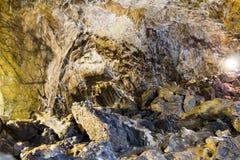 Ialomita Cave Royalty Free Stock Photos