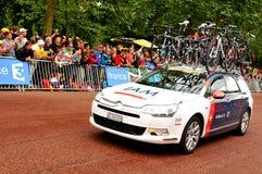 IAM Cycling (Switzerland) Stock Photography