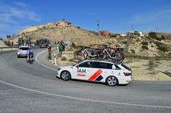 IAM Support Vehicle Royalty Free Stock Photo