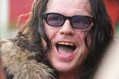 Ian Astbury Royalty Free Stock Photography