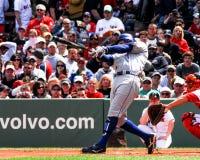 Ian Kinsler Texas Rangers Imagem de Stock Royalty Free