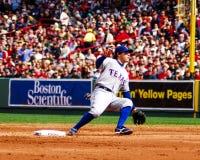 Ian Kinsler Texas Rangers Stock Images
