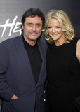 Ian McShane. At the Los Angeles premiere of Hercules held at the TCL Chinese Theatre in Los Angeles on July 23, 2014 in Los Angeles, California Royalty Free Stock Image