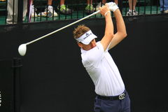 Ian Poulter of England Royalty Free Stock Image