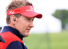 Ian Poulter at the French Open 2012 Stock Photos
