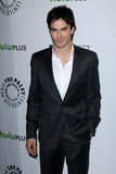 Ian Somerhalder. At The Vampire Diaries at PaleyFest 2012, Saban Theater, Beverly Hills, CA 03-10-12 Royalty Free Stock Photography