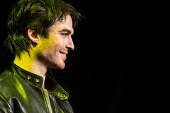 Ian Somerhalder Photo stock