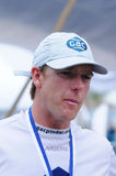 Ian Williams from Team GAC Pindar at  Monsoon Cup Malaysia 2014 Stock Image