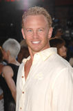 Ian Ziering, The Simpsons Stock Photo