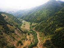 Iandscape in Karvachar, Karabakh (Armenia) Fotografia Stock Libera da Diritti