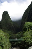 Iao Needle stock photography