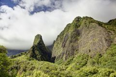 Iao Needle Stock Photos