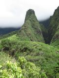 Iao Needle Royalty Free Stock Images