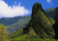 Iao Needle Maui Royalty Free Stock Photos