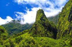Iao Needle, Maui HI Stock Images