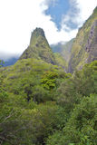 Iao Needle State Park Stock Photography
