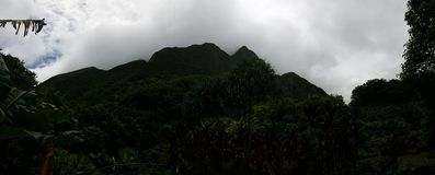 Iao valley Stock Photo