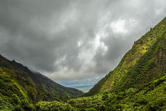 Iao Valley Royalty Free Stock Photos