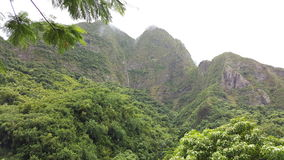 Iao valley Stock Image