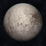 Iapetus Stock Photo