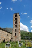 Iarda della chiesa Immagine Stock