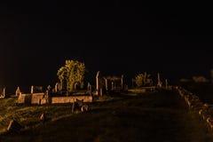 Iarda della chiesa di Ardmore Fotografia Stock Libera da Diritti