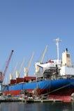 Iarda della nave Immagine Stock Libera da Diritti