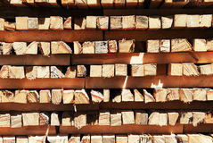 Iarda di legname Fotografie Stock Libere da Diritti