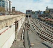 Iarde atlantiche, Brooklyn New York U.S.A. Fotografie Stock Libere da Diritti