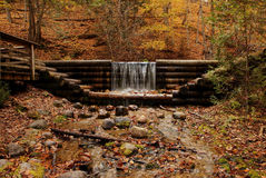 Iargo Springs. In Huron National Forest Stock Images