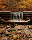Iargo Springs. In Huron National Forest Royalty Free Stock Photo