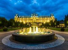 Iasi地标,罗马尼亚 免版税图库摄影