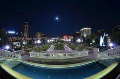 Iasi city mall Royalty Free Stock Photo