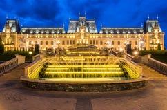 Iasi gränsmärke, Rumänien Royaltyfri Bild