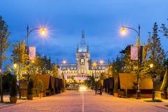 Iasi landmark, Romania Stock Images