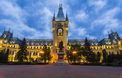 Iasi landmark, Romania Royalty Free Stock Images