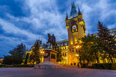 Iasi landmark, Romania Stock Images