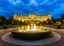 Iasi landmark, Romania Stock Image