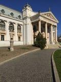 Iasi National Theatre (Romania) Stock Images