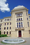 Iasi University Royalty Free Stock Photo