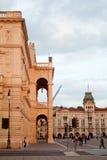 Piazza Unità dItalia, Trieste Stock Images