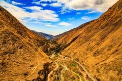 Ib Equateur de delDiablo de Nariz Photos libres de droits