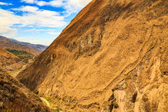 Ib Equateur de delDiablo de Nariz Images stock