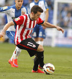 Ibai Gomez of Athletic Club Bilbao Stock Image