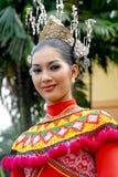 Iban kobieta fotografia royalty free